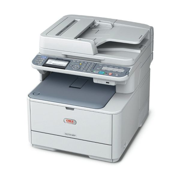 Okidata Copiers:  The Okidata MPS2731mc MFP Copier