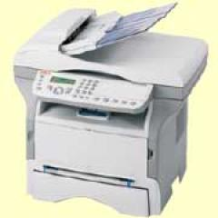 Okidata B2520 MFP Fax Machine